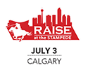 Raise at the Stampede