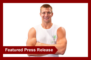 Rob Gronkowski (Gronk) Partners with Abacus Health Products