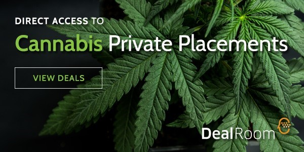 Cannabis Private Placements