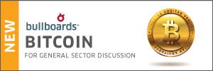 New Bitcoin Bullboard