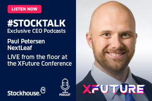 Stockhouse Media Alert: Podcasting LIVE from the Extraordinary Future Conference